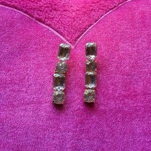 Pink Gem Earrings $1 bundled